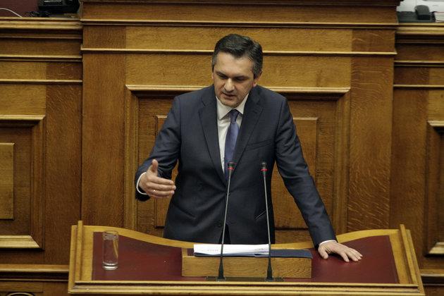 Γιώργος Κασαπίδης: «Ανενεργό, εδώ και τρία χρόνια, παραμένει το ταμείο αγροτικής συνεταιριστικής εκπαίδευσης και κατάρτισης»
