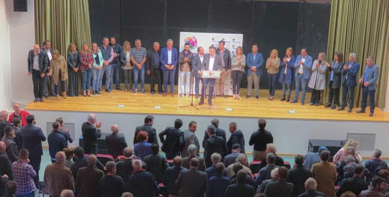 Μεγαλειώδης συγκέντρωση στο Πολιτιστικό Κέντρο Σερβίων
